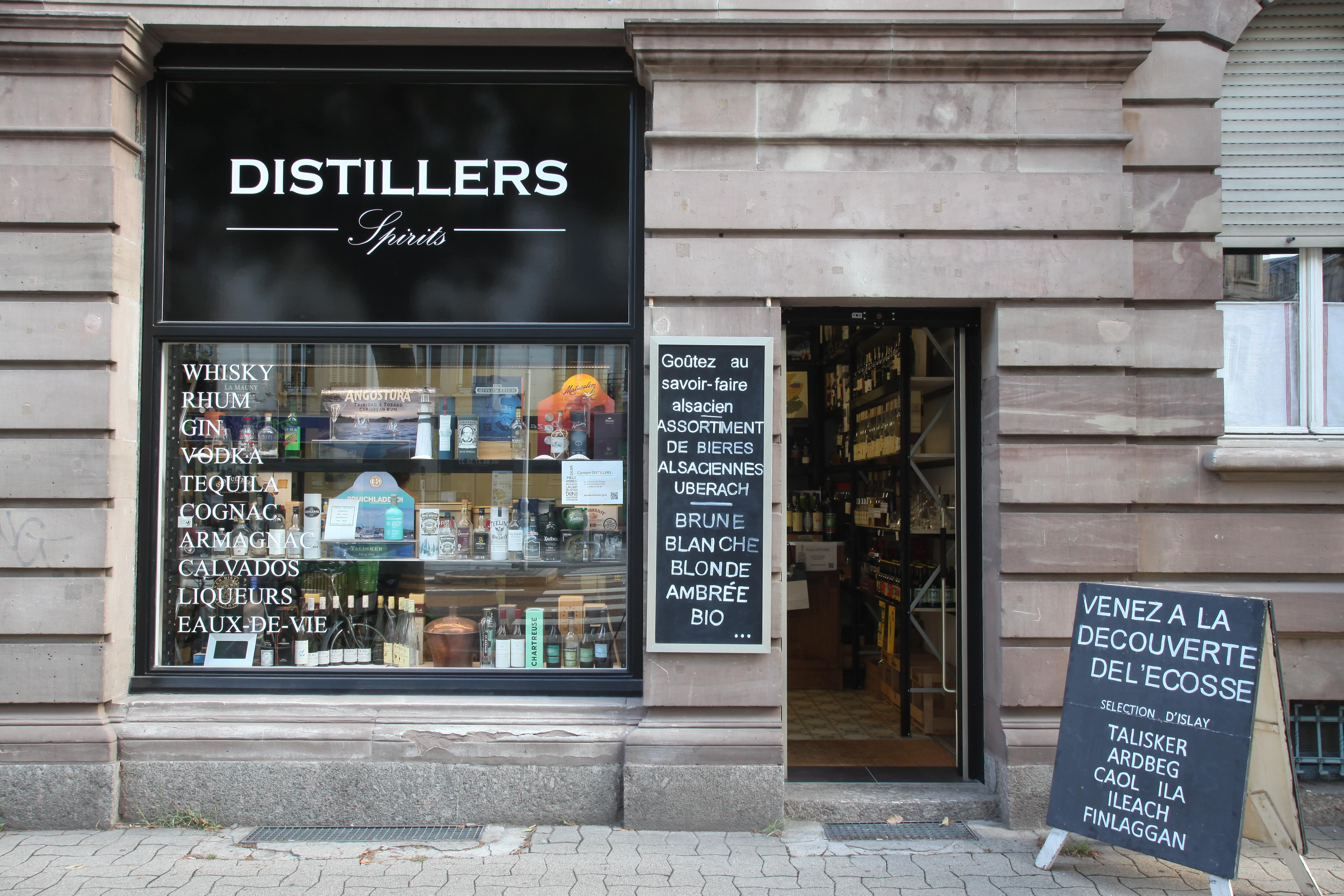 Distillers Strasbourg