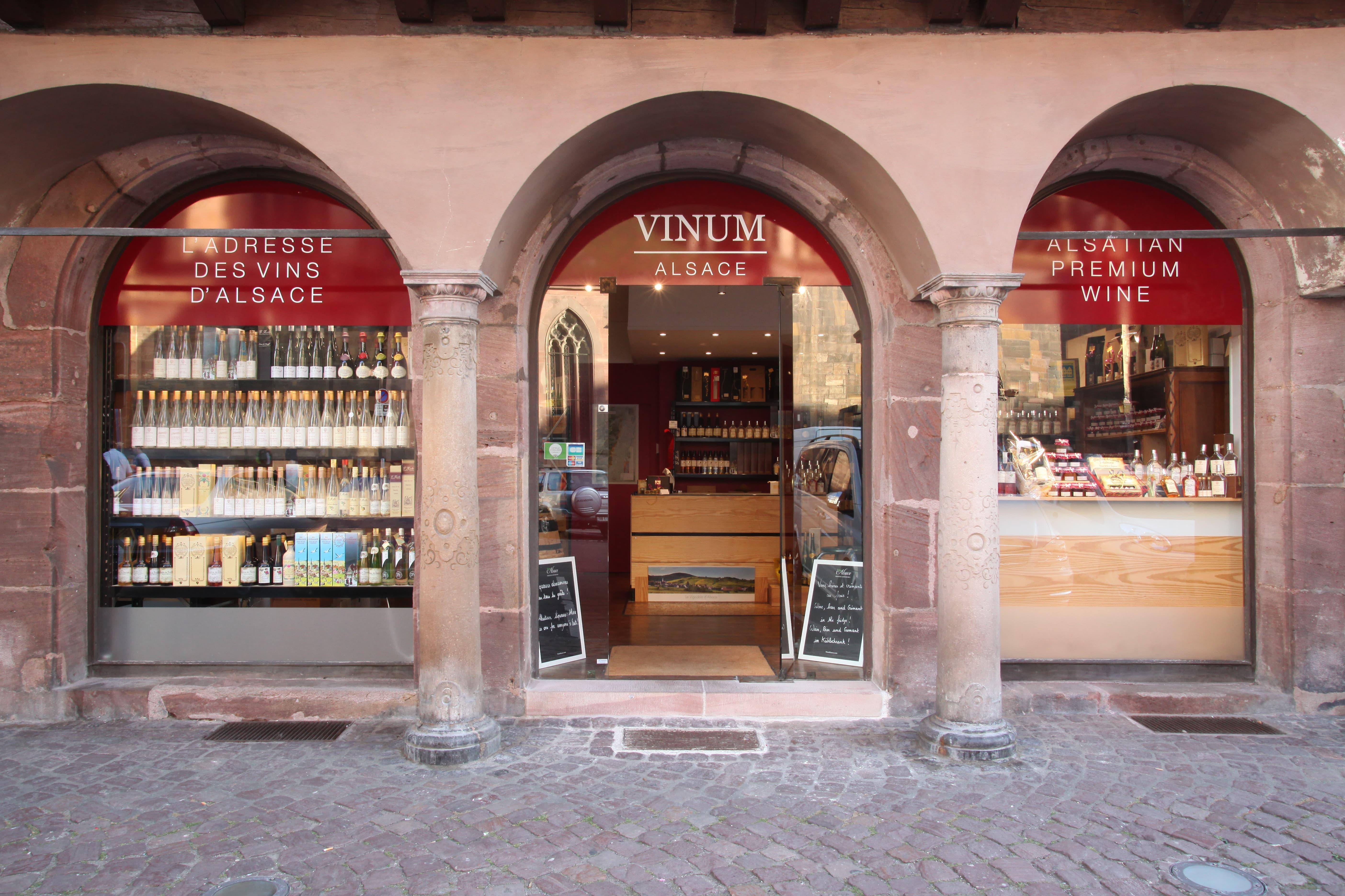 Vinum Alsace Colmar