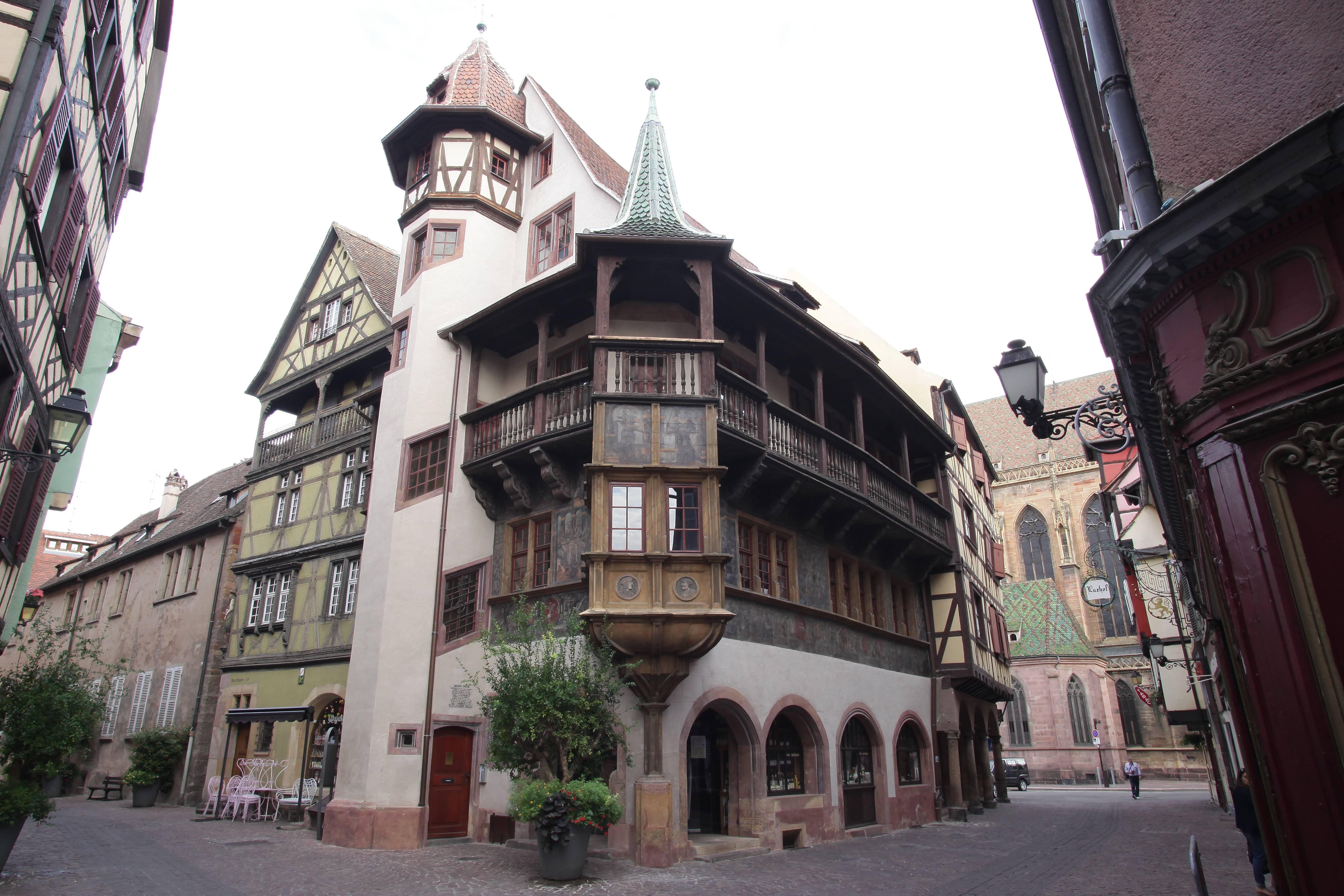 Vinum Maison Pfister Colmar