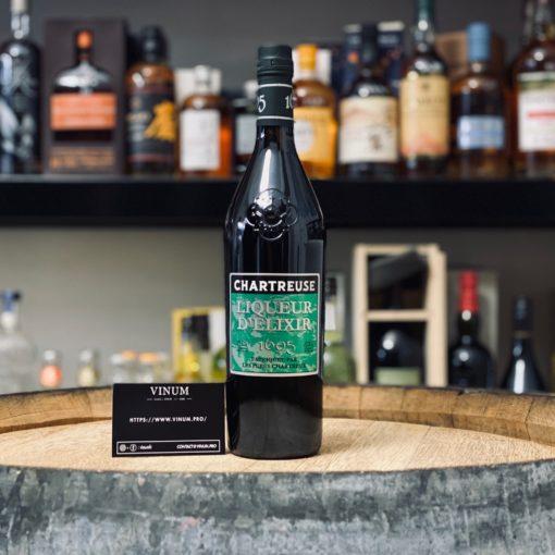 VINUM - Chartreuse 1605 Liqueur d'Elixir