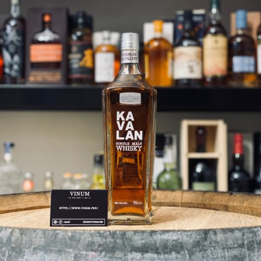 VINUM - Kavalan Single Malt