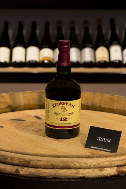 Redbreast 12 Ans Single Pot Still - VINUM
