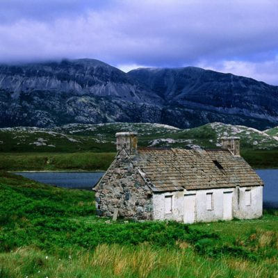 Les Highlands + Les Orcades