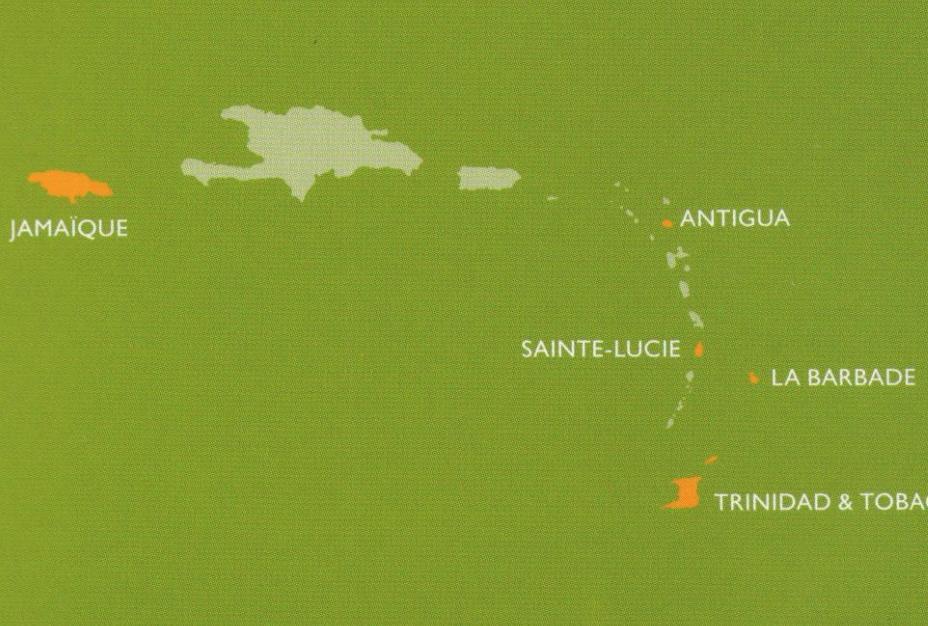 Les Îles Anglaises