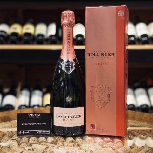 VINUM - Bollinger Brut Rosé
