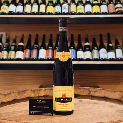 VINUM - Trimbach Pinot Noir Réserve Cuve 7