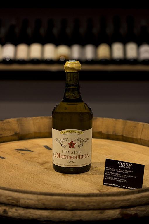 VINUM - Domaine de Montbourgeau l'Etoile vin jaune 62cl