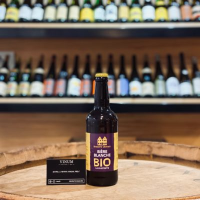 VINUM - Uberach Bière Blanche Bio