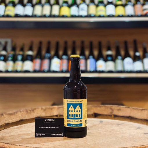 VINUM - Uberach Bière Blonde