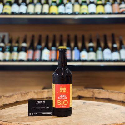 VINUM - Uberach Bière Blonde Bio