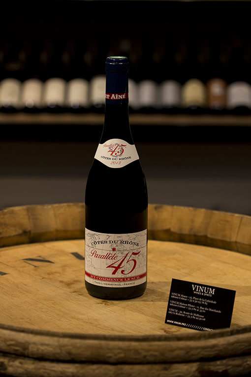 VINUM - Jaboulet Parallèle 45 Bio