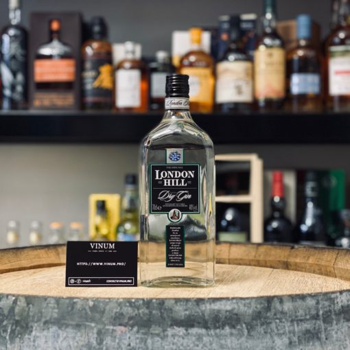 VINUM - London Hill Dry Gin