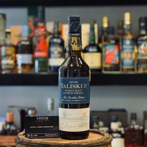 VINUM - Talisker Distillers Edition