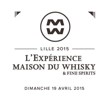 Événement : Whisky Live ! Lille 19 avril 2015