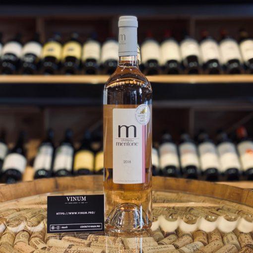 VINUM - Château Mentone Cuvée Château rosé