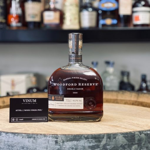 VINUM - Woodford Reserve Double Oaked