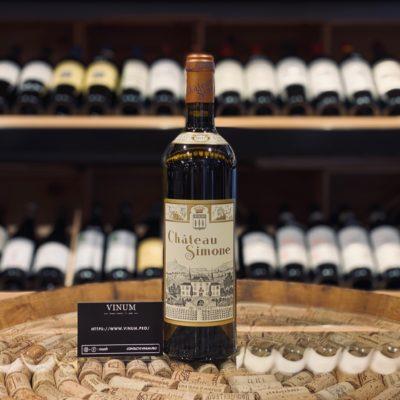 VINUM - Château Simone Palette Grand Cru de Provence Blanc