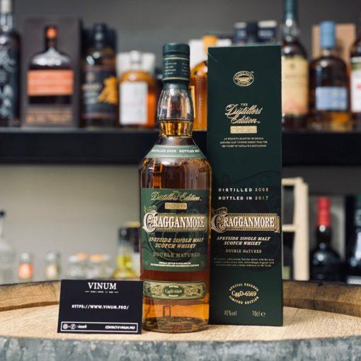 VINUM - VINUM - Cragganmore Distiller's Edition