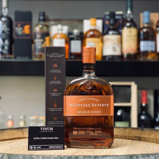 woodford double oaked - VINUM 2