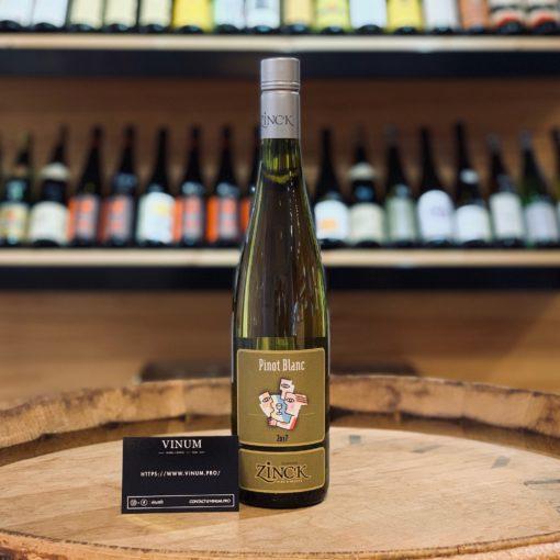 VINUM - Zinck Pinot Blanc Portrait