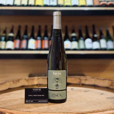 VINUM - Zinck Pinot Gris Terroir