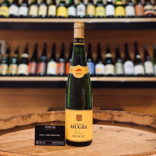 VINUM - Hugel Muscat Classic