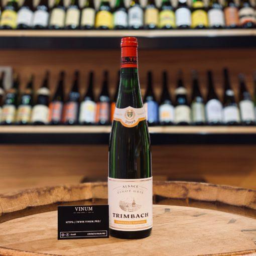 VINUM - Trimbach Pinot Gris Vendanges Tardives 2009