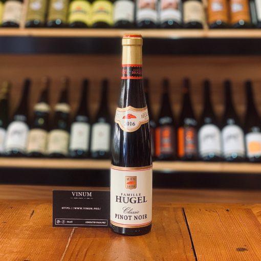 VINUM - Hugel Pinot Noir Classic