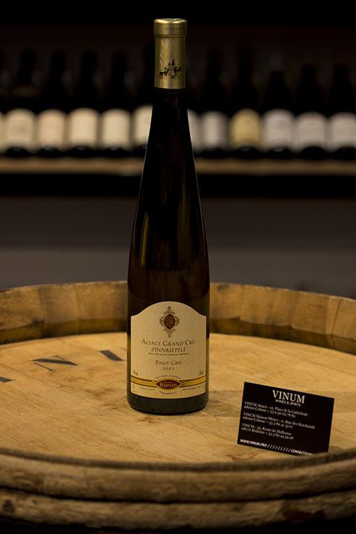 VINUM - Bursin Pinot Gris Grand Cru Zinnkoepflé