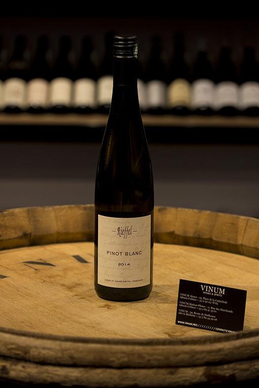 VINUM - Rieffel Pinot Blanc 2017