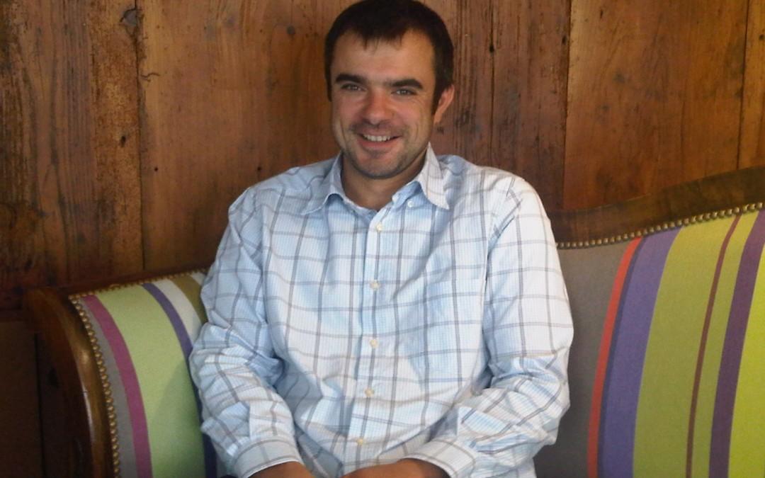 Lucas Rieffel – L'avenir d'un domaine au terroir de qualité