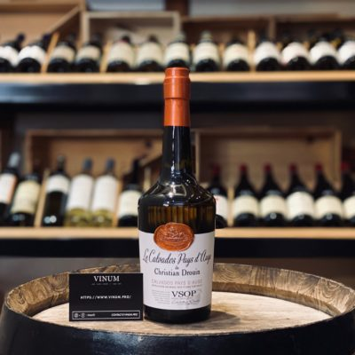 VINUM - Drouin Calvados VSOP