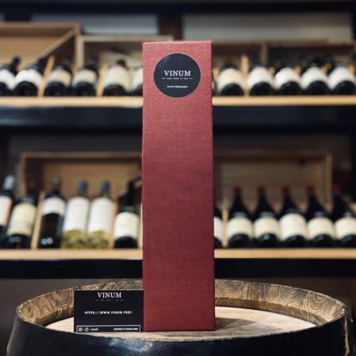 VINUM - Boîte 1 Bouteille Bordeaux
