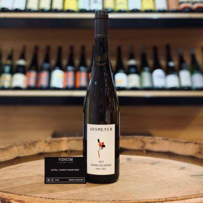 VINUM - Josmeyer Pinot Gris Grand Cru Brand