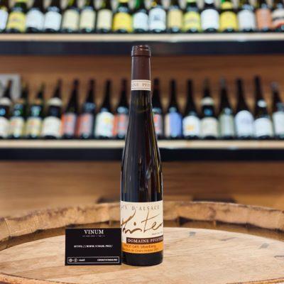 VINUM - Pfister Pinot Gris Silberberg Sélections de Grains Nobles 50cl 2007