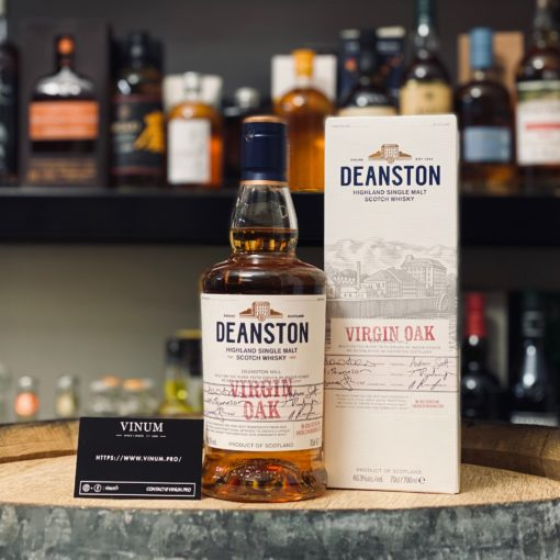 VINUM - Deanston Virgin Oak