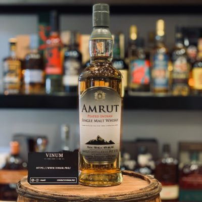 VINUM - Amrut Indian Peated Single Malt