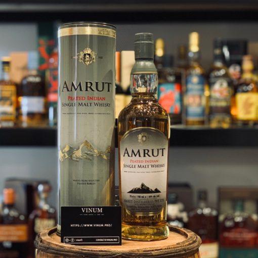 VINUM - Amrut Indian Peated Single Malt