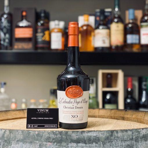 VINUM - Drouin Calvados XO