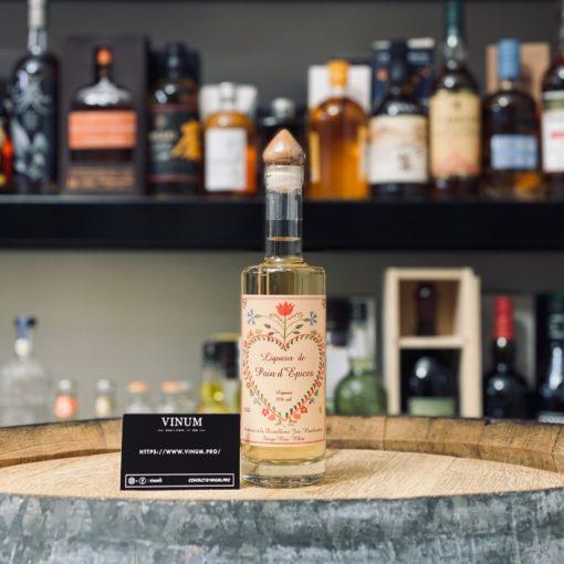 VINUM - Nusbaumer Liqueur Elixir de Pain d' Épices