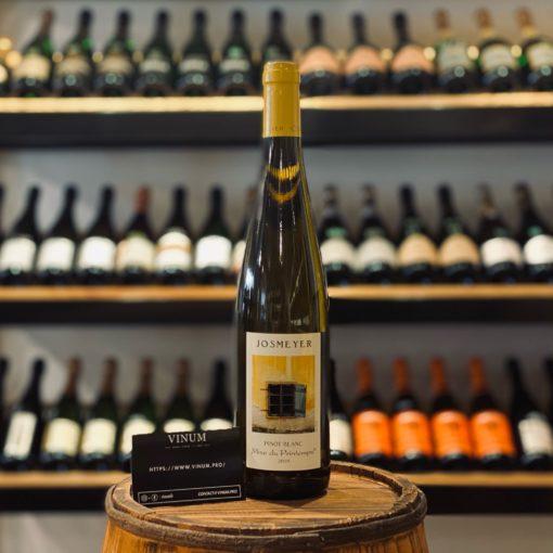VINUM - Josmeyer Pinot Blanc Mise du Printemps