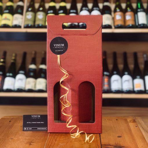 VINUM - Boîte 2 Bouteilles Bordeaux
