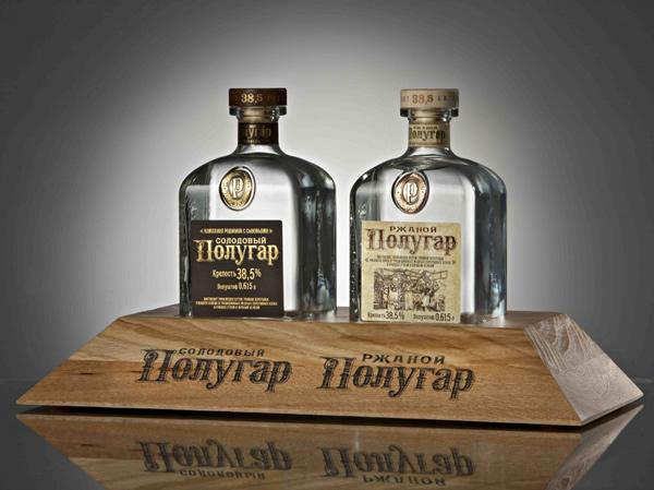Vodka & Akuavit