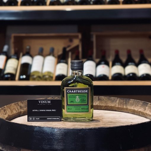 Chartreuse Verte - VINUM