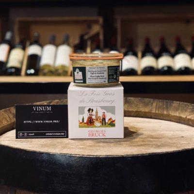 VINUM - Bruck Foie Gras de Canard Entier Truffé