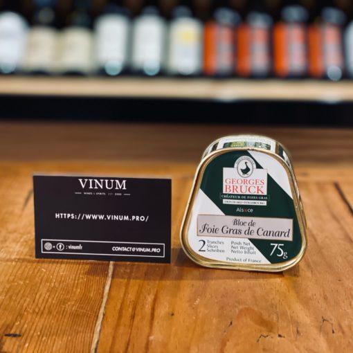 VINUM - Bruck Bloc de Foie Gras de Canard