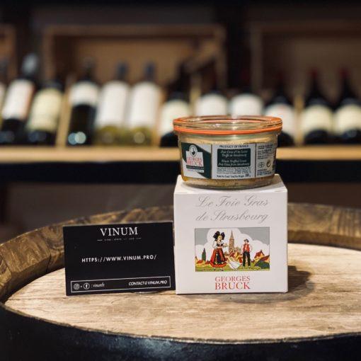 VINUM - Bruck Foie Gras d'Oie Entier Truffé