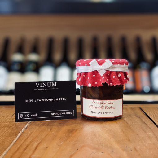 VINUM - Ferber Confiture Extra Quetsches d'Alsace