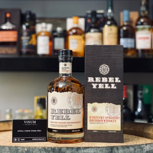 VINUM - Rebel Yell Straight Bourbon