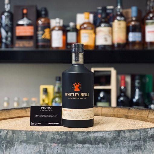 VINUM - Whitley Neill Small Batch